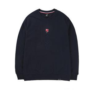 ★온라인 단독 재입고★  버티컬 티셔츠 1528 네이비